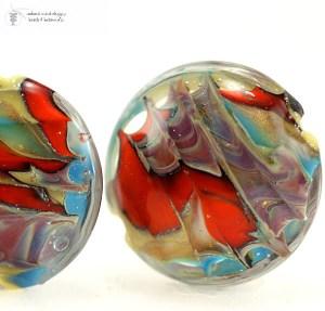 Cosmopolitan Chamber Lentil Beads