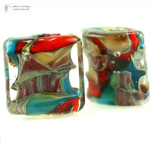 Cosmopolitan Chamber Nugget Beads