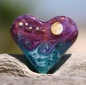 PurpleRain Heart Focal