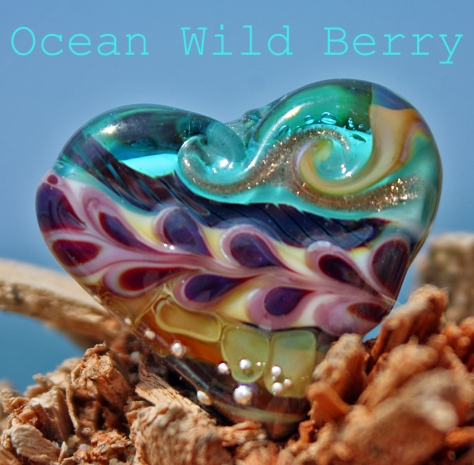 OceanWildBerryHeart