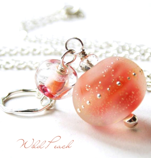 Designer Feature - Wild Peach