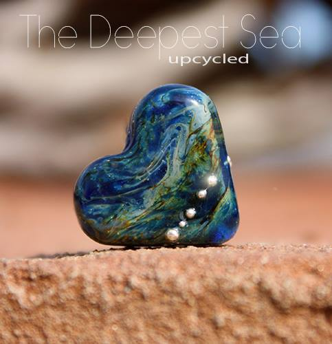 UpcyTheDeepestSeaMiniHeart