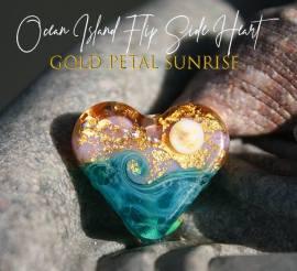 GoldPetalSunrisFlipHeart