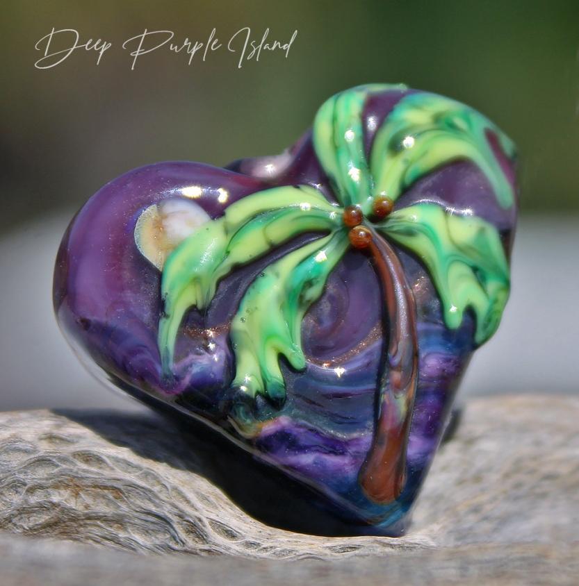 Heart-DeepPurpleIsland
