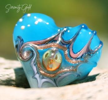 Heart-SerenityGold