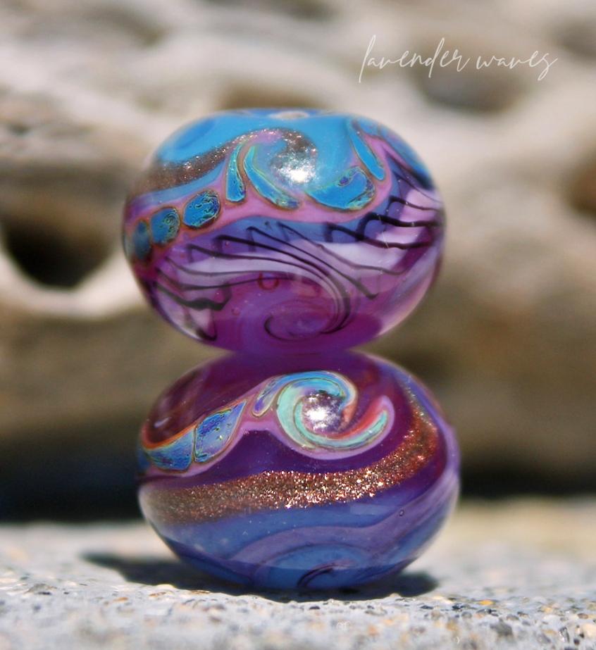 Rounds-LavenderWaves