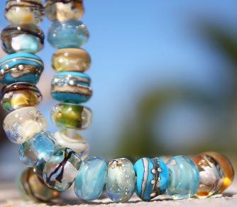 Strand-TurquoiseSeaShell2