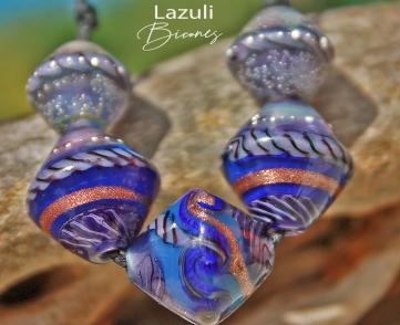 Bicones-lazuli