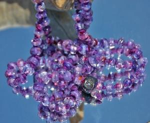 Lampwork Necklace - Jenelle Aubade